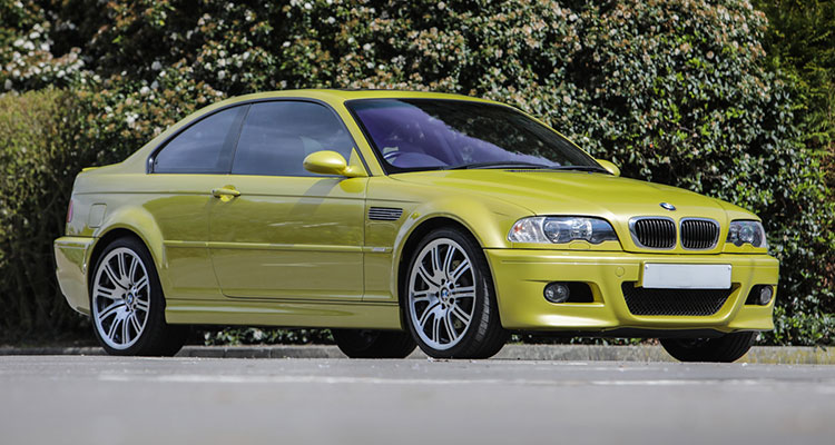 2003 BMW M3 E46 Coupe (1)