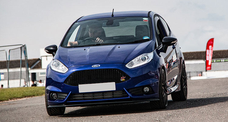 Ford Fiesta ST - Subwoofer (5)