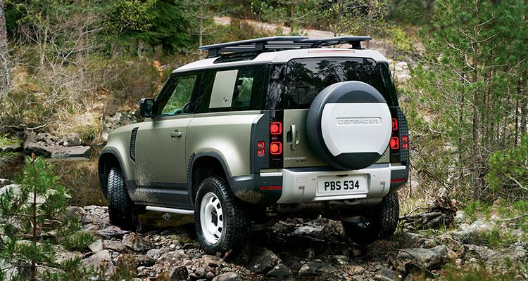 New Land Rover Defender 2020 (7)