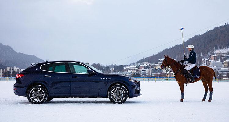 Maserati New Hybrid Range