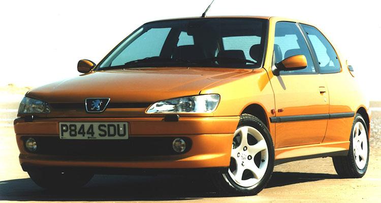 Peugeot GTI-6 1998