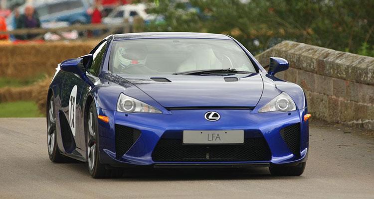 Lexus LFAs 2012