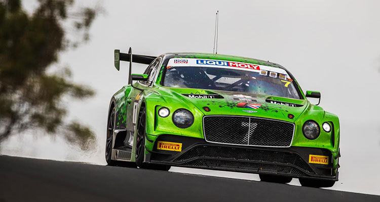 Continental GT Takes Win At Bathurst 12 Hour (1)