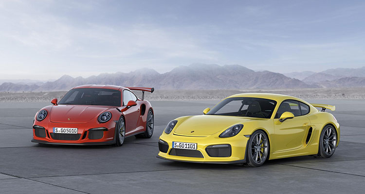 Porsche Tops Car Brands As Britain's Dream Car
