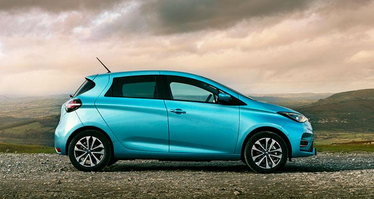 Free Renault Zoe