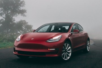 Tesla Model 3 Revealed as UK's Most Popular Electric Car