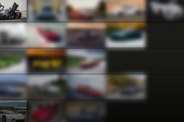 Our Supercar Tier List