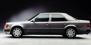 Manual de taller Mercedes-Benz W-124
