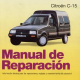 Manual de Taller Citroen C-15 Completo en Español.