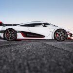 2. Koenigsegg ONE:1: 445 km/h