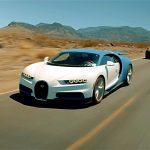 5. Bugatti Chiron: 420 km/h