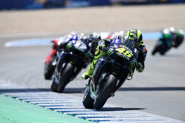 Valentino Rossi Gran Premio de Andalucia 2020