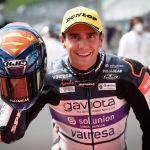 Albert Arenas en el Gran Premio de Austria 2020