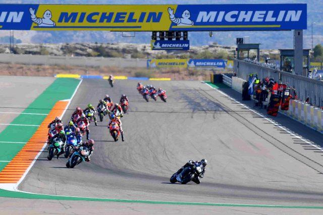 Segunda vuelta del Gran Premio de Aragón de MotoGP