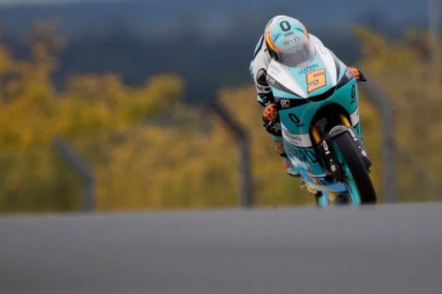 Jaume Masiá consigue su primera pole en el Gran Premio de Francia