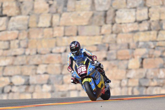 Sam Lowes gana la carrera de Moto2 en el Gran Premio de Aragón y se hace con liderato del mundial