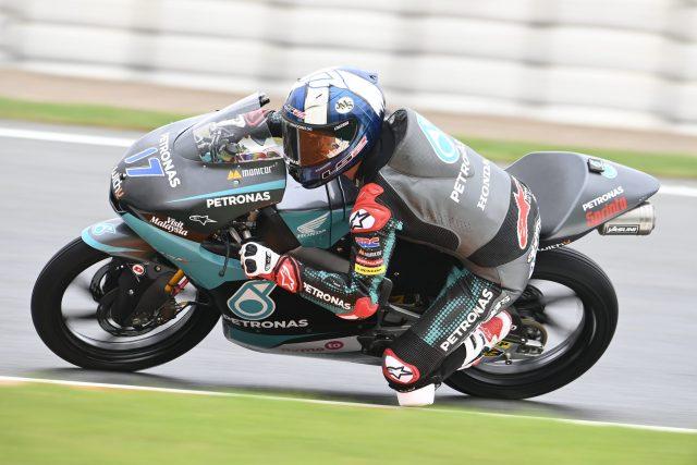 John McPhee consiuió su primera pole de 2020 en el Gran Premio de Europa
