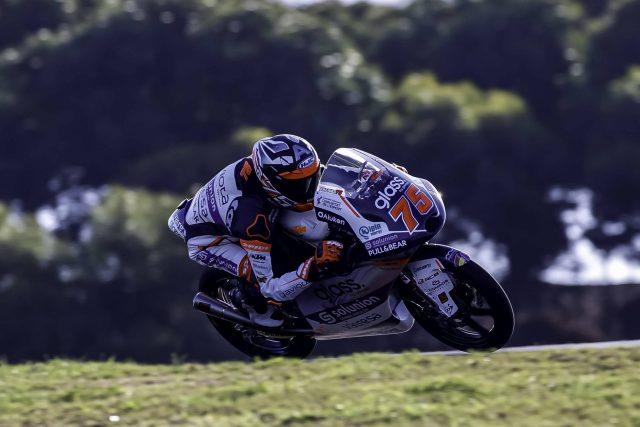 Albert arenas se hace con el título se capeón del mundo de Moto3 en su última oportunidad