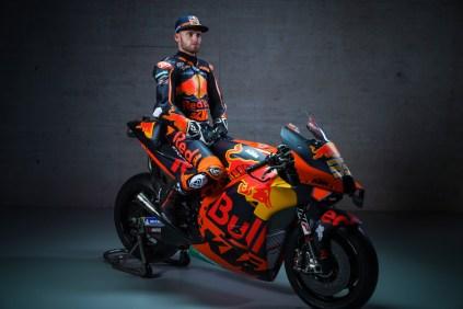 KTM MotoGP 2021 Presentación Brad Binder 1