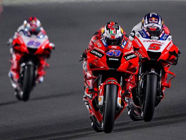 Ducati QatarGP 2021