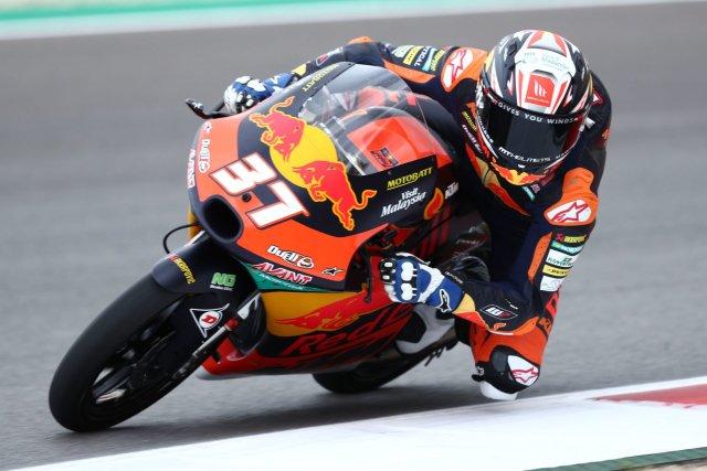Pedro Acosta, Moto3, Portuguese MotoGP, 16 April 2021