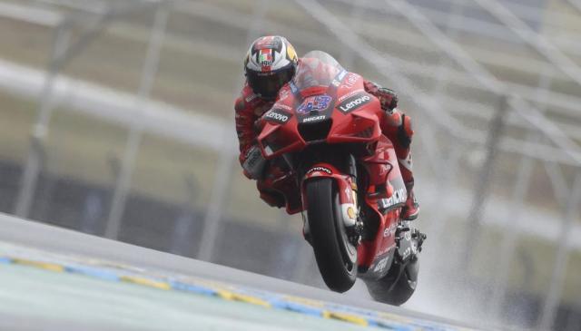 Jack Miller 2021 GP Francia carrera