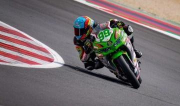 Adrián Huertas 2021 Italian Round