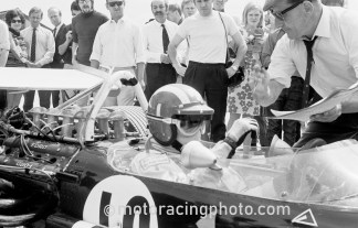 Jo Siffert Lotus 49B