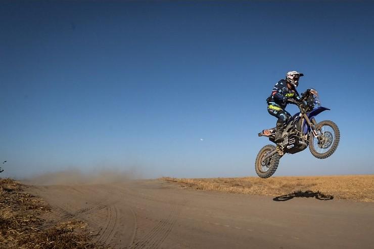 Yamaha IMS Rally Team vai dar trabalho esse ano!