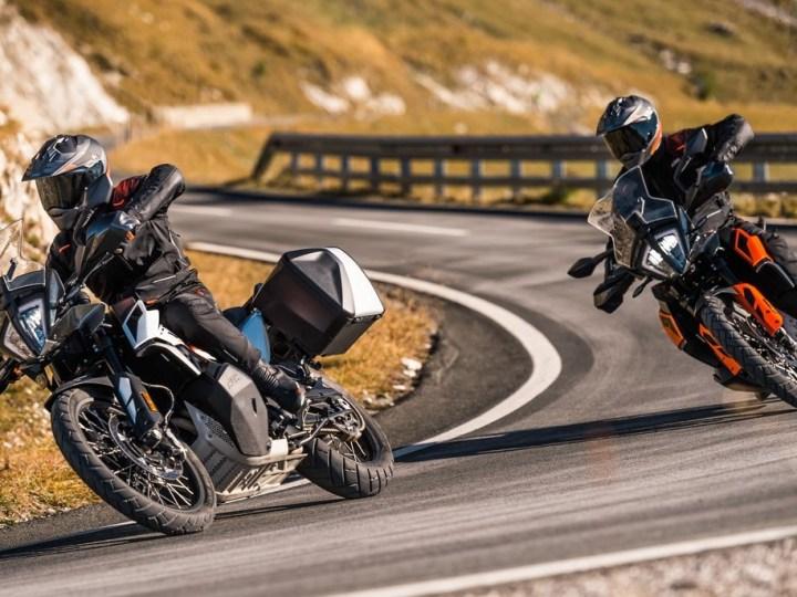 KTM esta pensando em lançar uma moto de 750cc