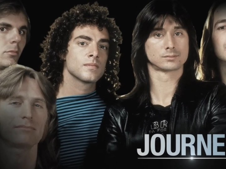 Video ROCK do DIA, Journey, Separate Ways, 1983