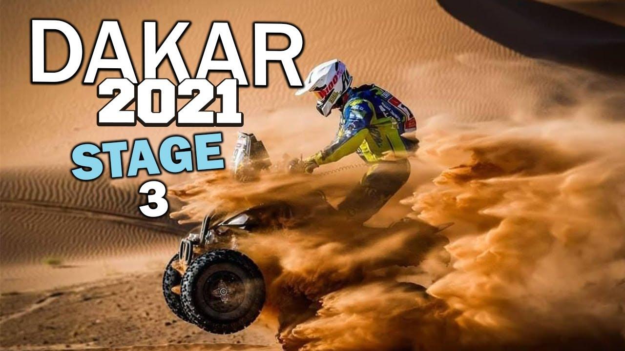 Video, Dakar 2021, Dia3
