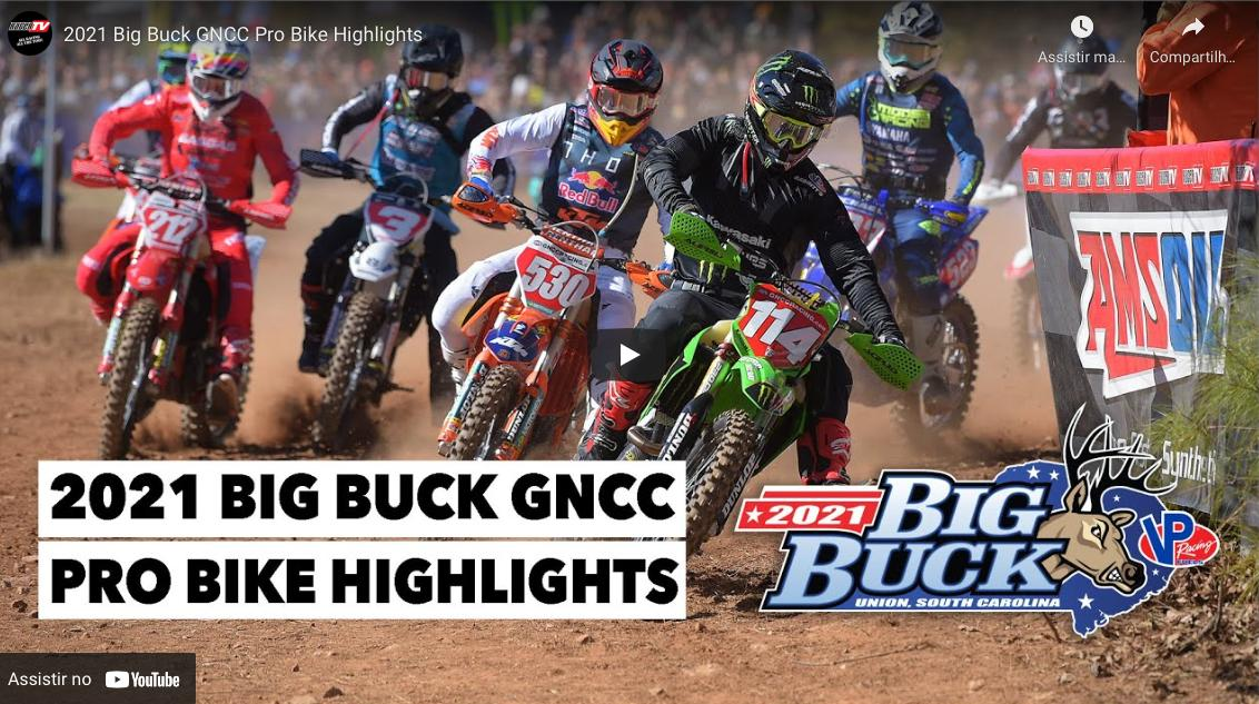 Video, GNCC Rnd1 Pro 2021, TOP d+!