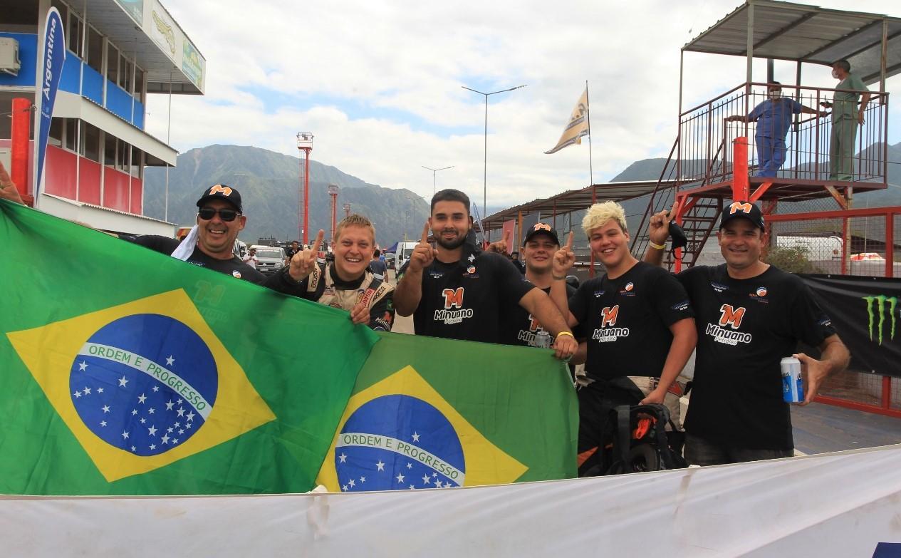 SARR 2021: Brasileiros comemoram título internacional de Rally na Argentina
