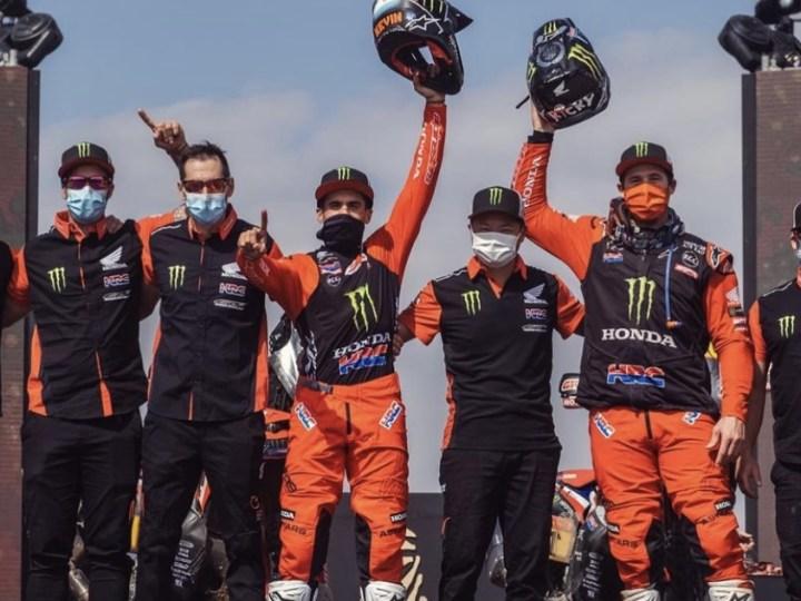 Dakar, Confirmada a saída de Kevin Benavides da Honda!