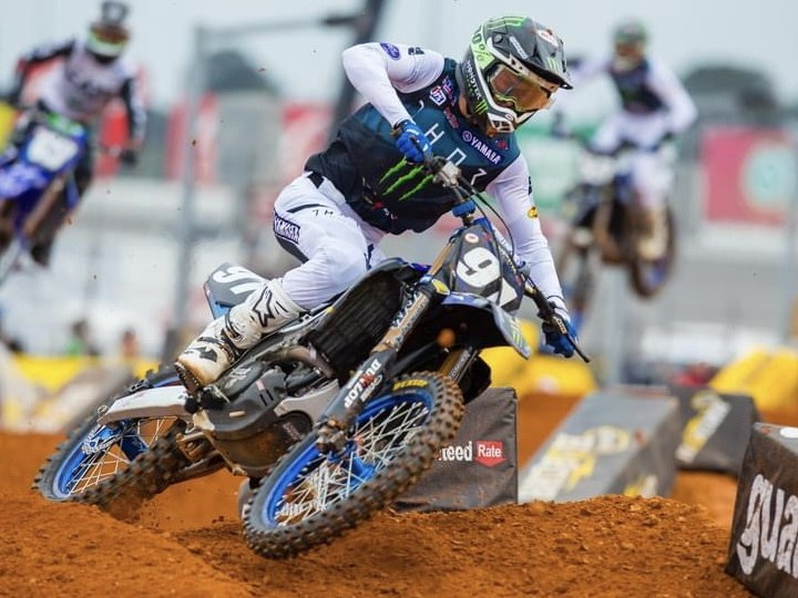 Video, AMA Supercross, Atlanta III