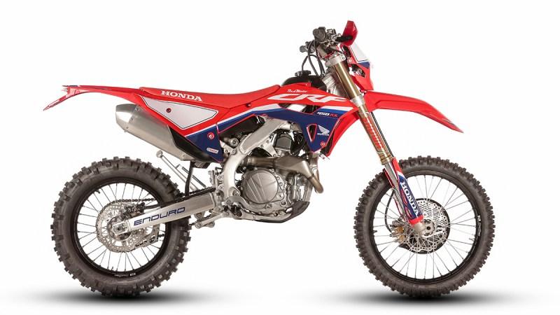 RedMoto Honda CRF RX 2022