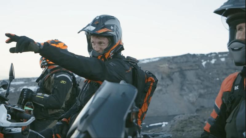 Video, KTM Kriega Extreme Adventure
