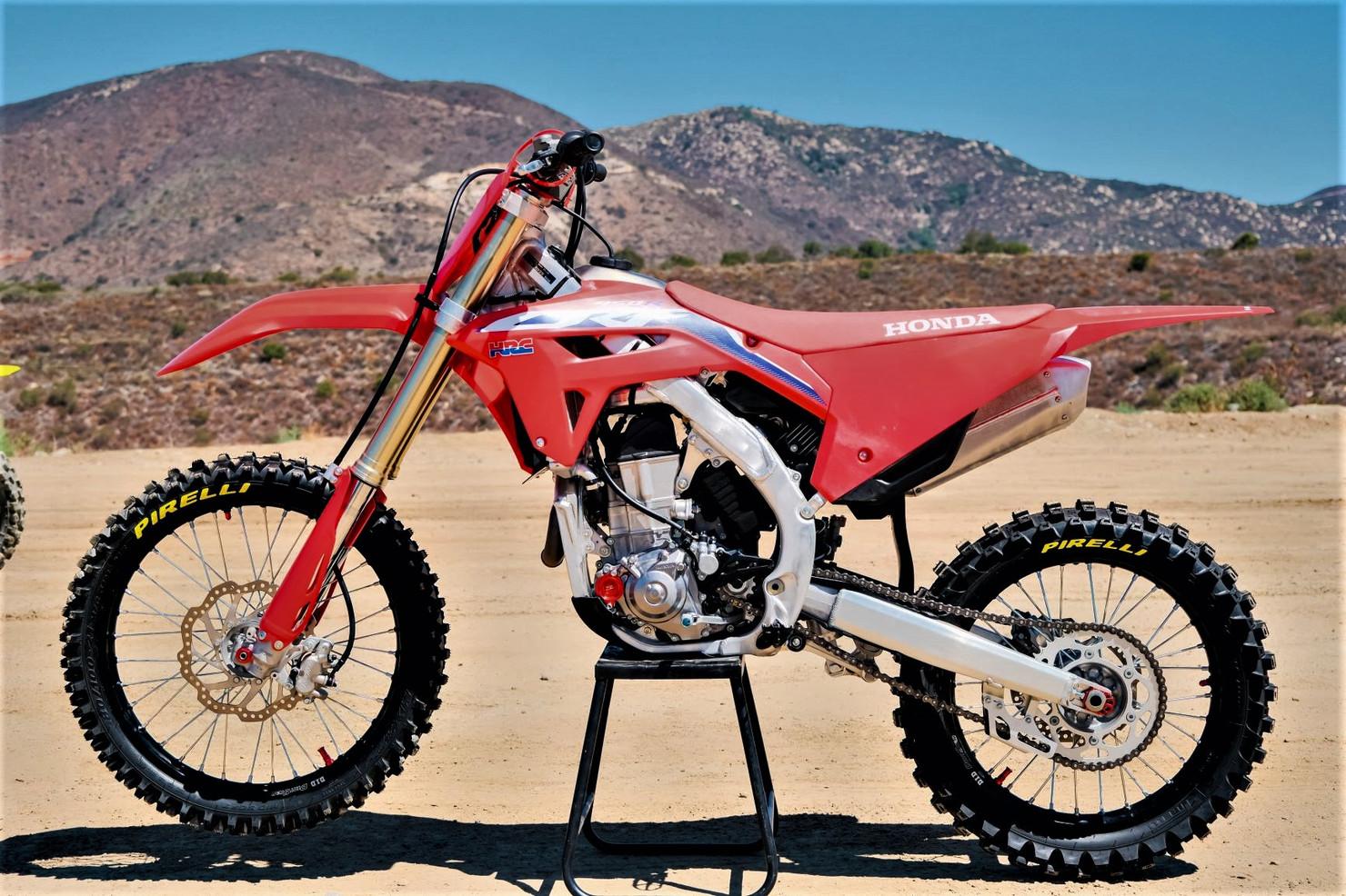 Honda CRF 450R 2022, Teste Exclusivo, Revista Dirt Action