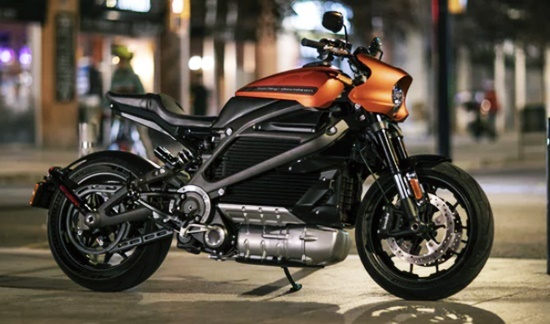 2020 Harley Davidson LiveWire Review