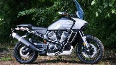 Photo of 2020 Harley-Davidson Pan America Adventure-Tourer