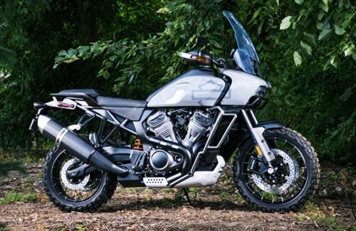 2020 Harley-Davidson Pan America Review