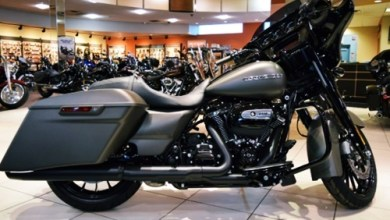 Photo of 2020 Harley Davidson Street Glide Special