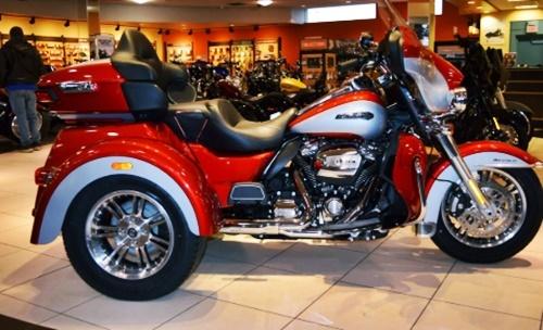 2020 Harley Davidson Trike Rumors