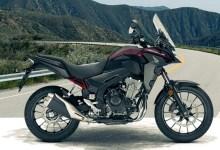 2022 Honda CB500X Specs