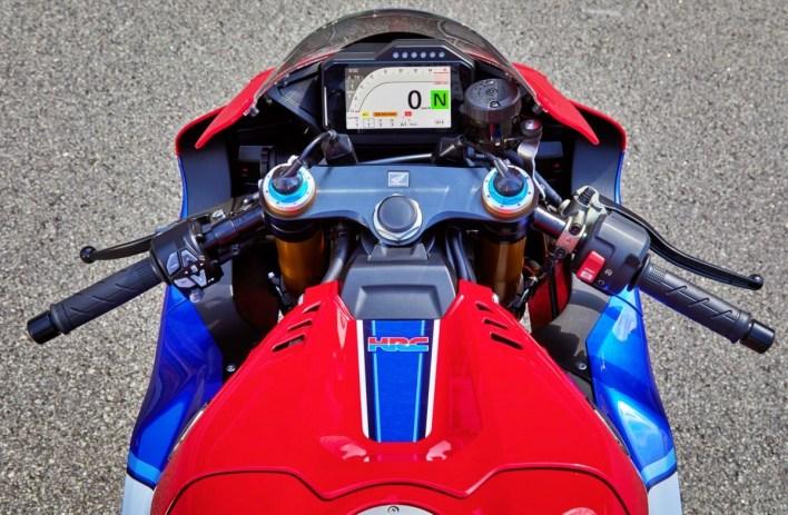 2022 Honda CBR1000RR-R FIREBLADE SP Specs