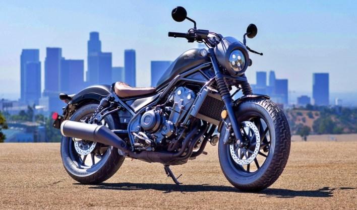 2022 Honda Rebel 500