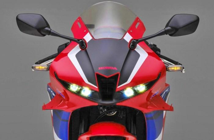 2022 Honda CBR600RR Specs