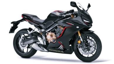 2022 Honda CBR650R