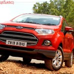 Ford Deletes Keyless Entry Push Button Start From Ecosport S Titanium Trim